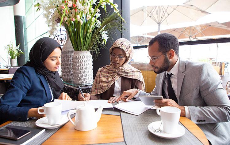 Business Landscape of Arab